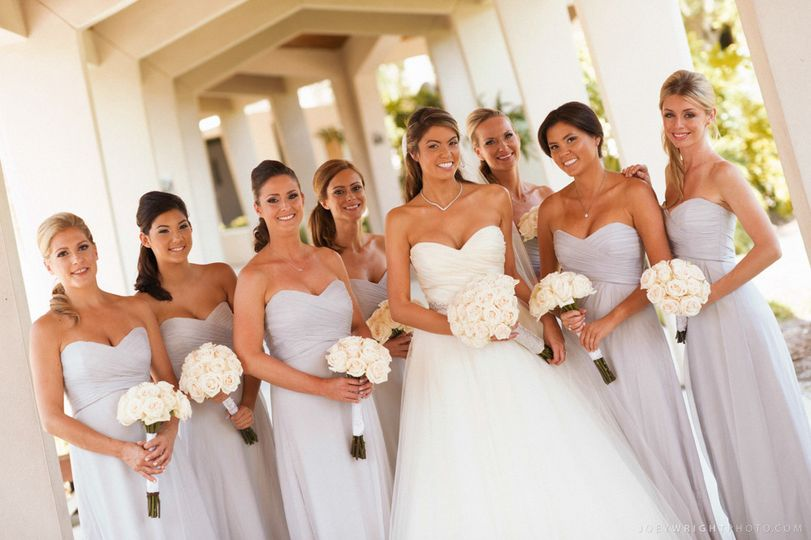 wedding party 7