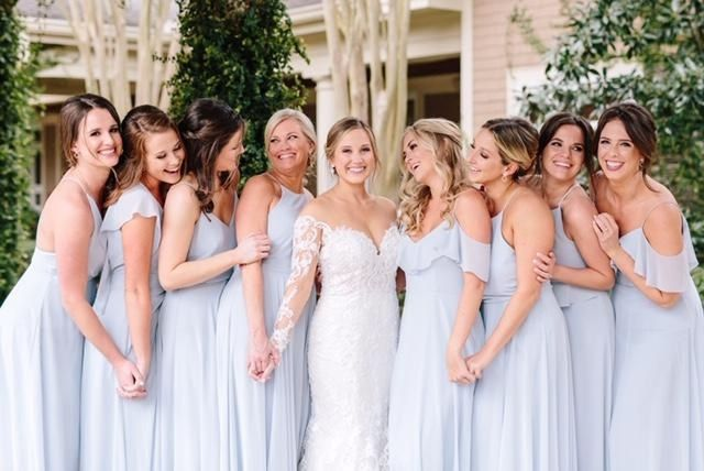 Perfect for your bridal party