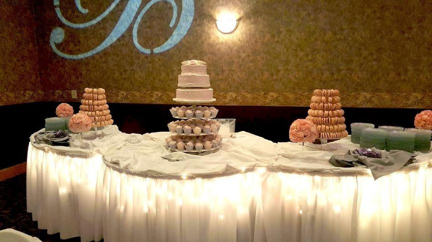 French Macaron Towers and French Macarons Cake towers