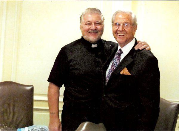 Rabbi Sol and Father Ricardi