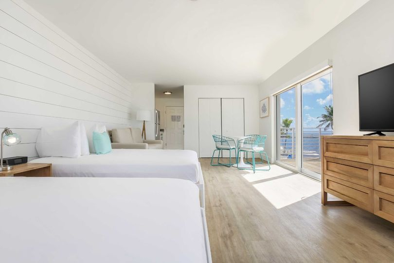 Oceanview accommodation