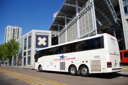 bus charters bac