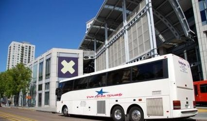 Five Star Tours & Charter Bus Co