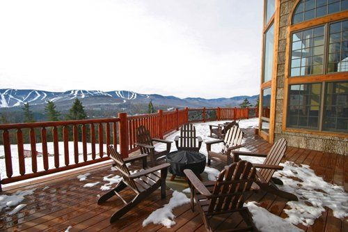 Outstanding Mountain Views - Over 6,000 sq. ft. of Decks and Patios