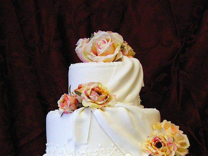 Tmx 1440104828758 11 Mount Kisco wedding cake