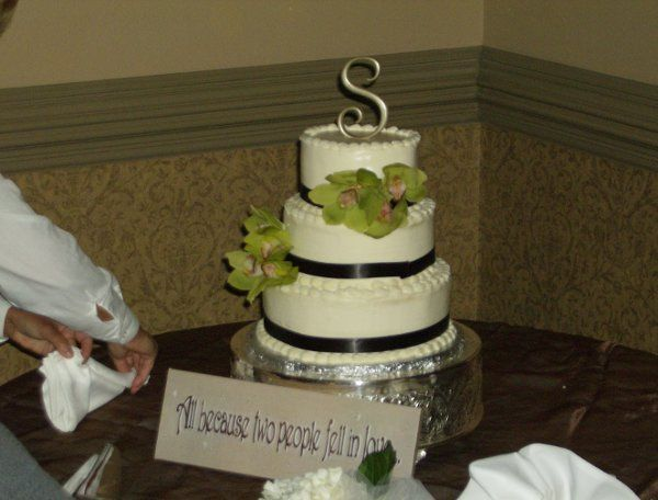 Love and Laughter       Happily Ever After This simple but elegant wedding cheesecake sends out a...