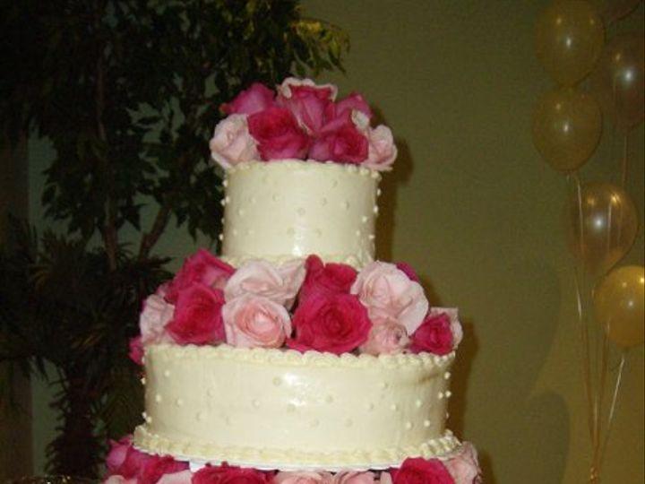 Tmx 1294536104676 Bakerycameraphotos086 Orlando wedding cake