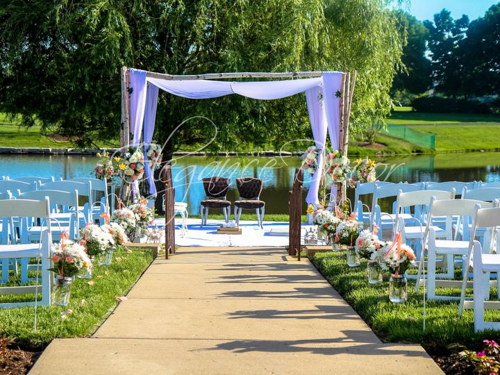 Tmx 1484063438836 South Asian Outside Ceremony Itasca, IL wedding venue
