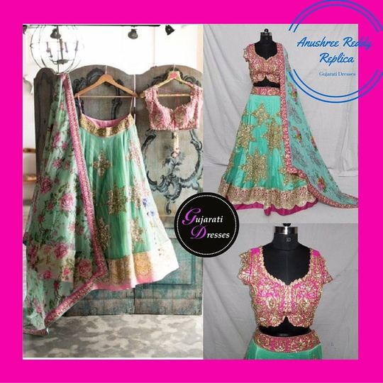 anushree reddy replica