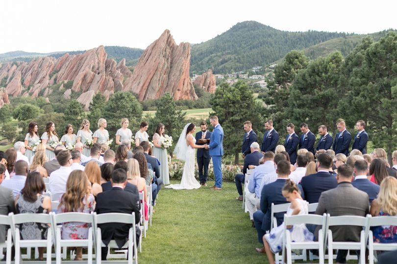 Rox Garden Ceremony