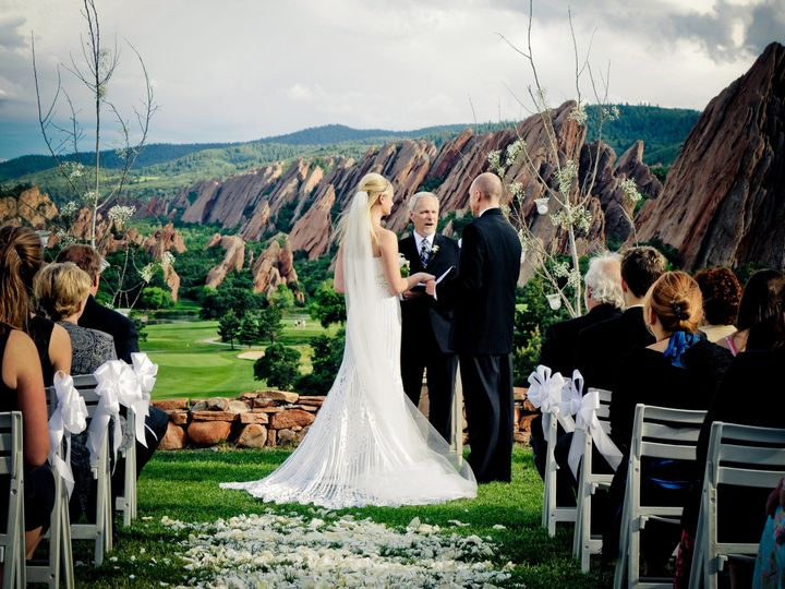 Tmx 1378486884029 Ceremonytrees Shot Littleton, CO wedding venue
