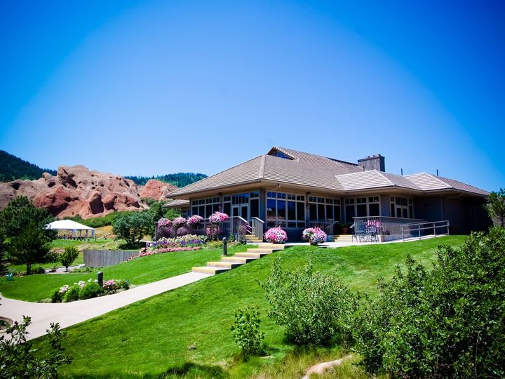 Tmx 1378487669261 Banquet Room Club House  Patio Littleton, CO wedding venue