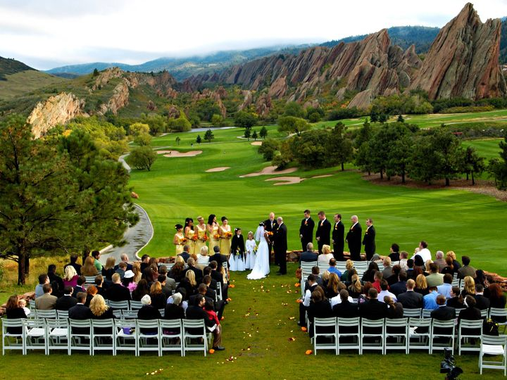 Tmx 1378488097553 Replace Ceremony Shot Littleton, CO wedding venue