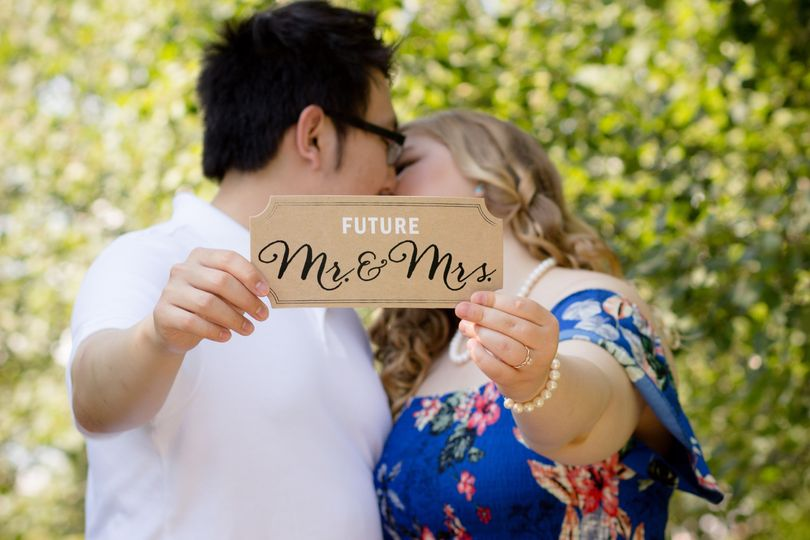 Future Mr. & Mrs Engagement