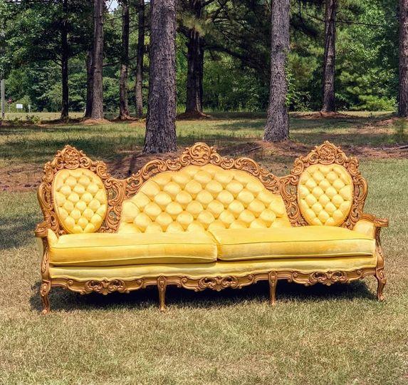 Rococo Yellow Memory!