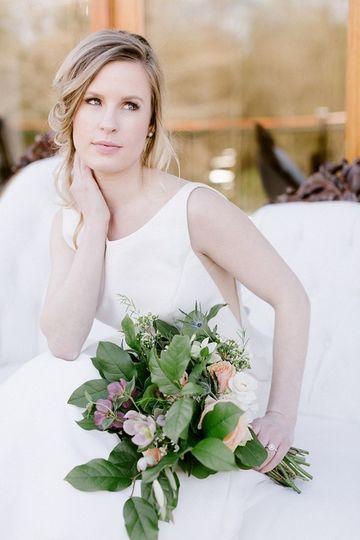 elegant virginia winery wedding inspiration 06