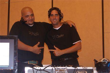 The DJ of U Rejoice Entertainment