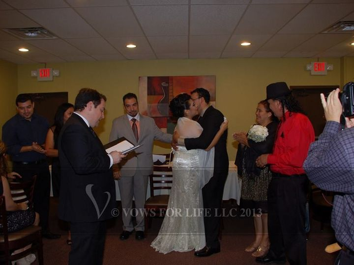 Tmx 1383719499846 Gerbacio Grand Prairie wedding officiant