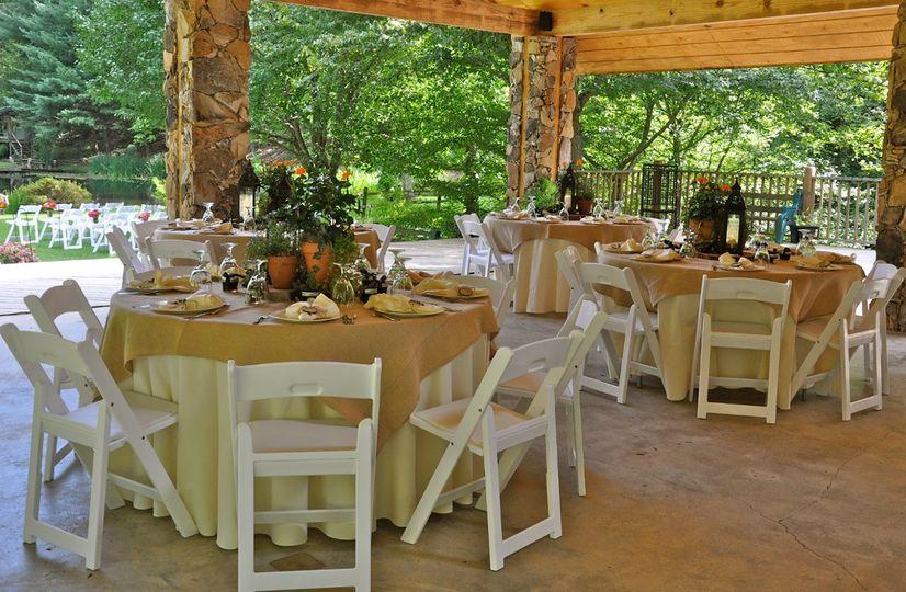 Song Hill Reserve Venue Landrum Sc Weddingwire