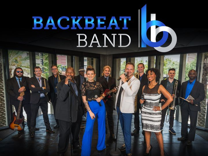 Tmx Backbeat Band 12 Piece Holly And Bray 51 1446335 158992265037216 Orlando, FL wedding band