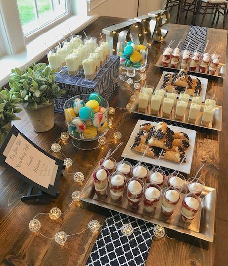 wilcinski dessert table 51 786335