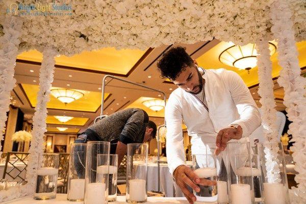 Farraj in action