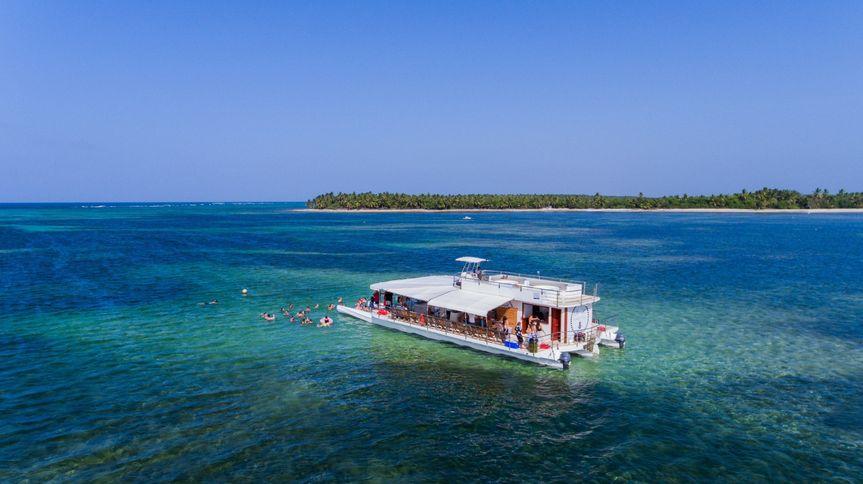 Sanael Caribbean Boat