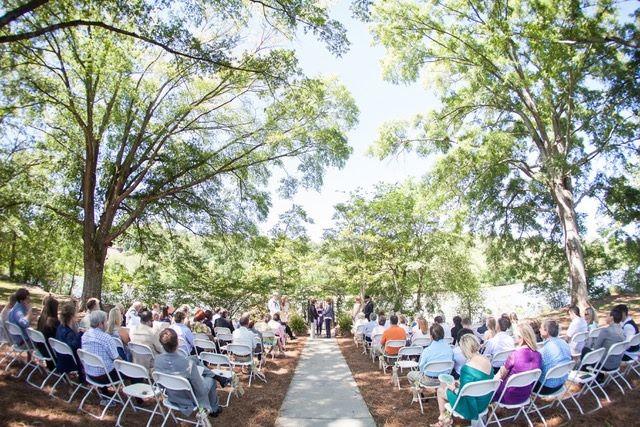 Riverside Ceremony