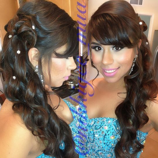 Makeup by Nikki Gutierrez