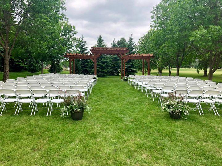 Tmx Lawn Ceremony 1 51 497335 Sartell, MN wedding venue