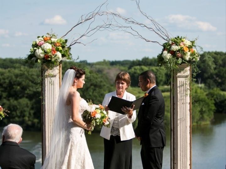 Tmx Derek And Mary Cropped 51 1018335 157612451258591 Racine, WI wedding officiant