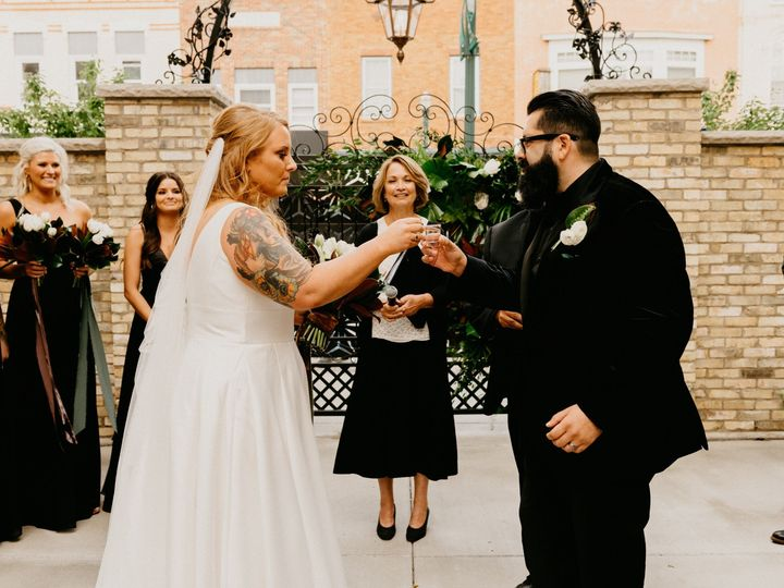 Tmx Mica And Andres 11 51 1018335 157632984835900 Racine, WI wedding officiant