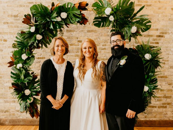 Tmx Mica And Andres 12 51 1018335 157632978154114 Racine, WI wedding officiant