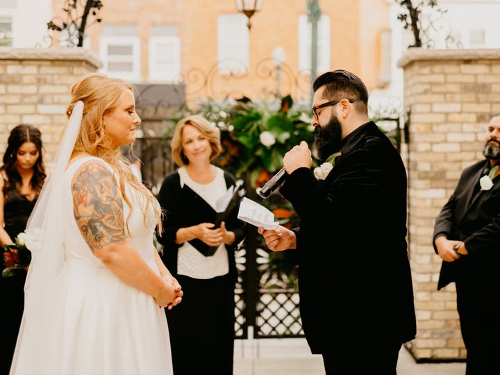 Tmx Mica And Andres 7 51 1018335 160881361942306 Racine, WI wedding officiant