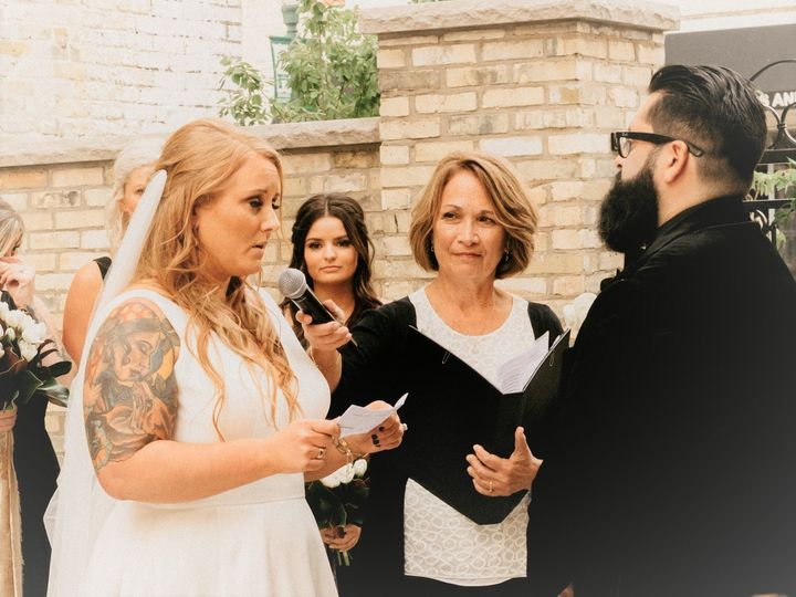Tmx Mica And Andres 8 2 51 1018335 160881514767415 Racine, WI wedding officiant