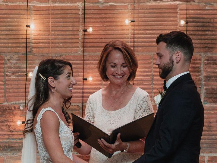 Tmx Miranda And Sean 10 51 1018335 160768935072709 Racine, WI wedding officiant