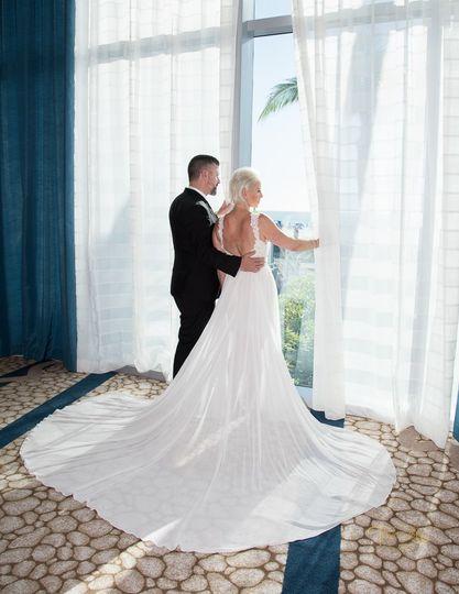 Wyndham Grand Wedding