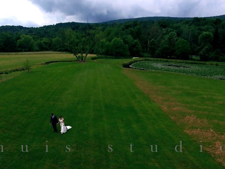 Tmx 1510244704116 Aerialbride And Groom At Tree Of Trinity Myersville, District Of Columbia wedding venue