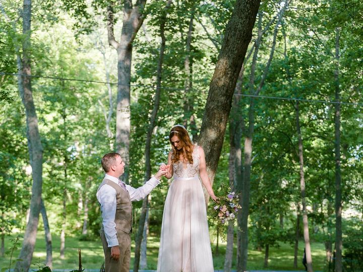 Tmx 1510406487423 Balancing Over The Stream Myersville, District Of Columbia wedding venue