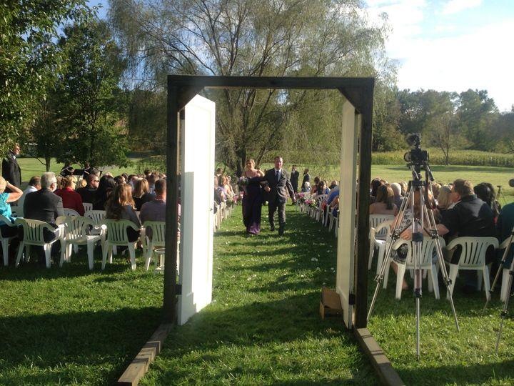 Tmx 1510407103862 Ceremony With Door Myersville, District Of Columbia wedding venue