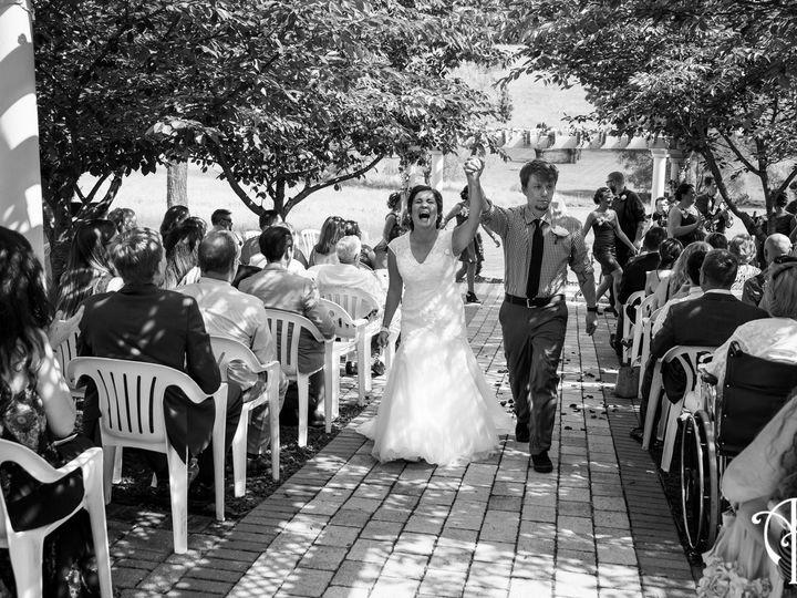 Tmx 1510407245259 Happy Couple Down Patio Aisle Myersville, District Of Columbia wedding venue