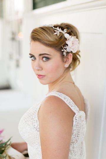 Nadra Photography Kim Doll Onsite Hairstylist