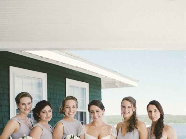 Tmx 1499901095053 Hannah Farber Wedding Frenchs Point 2015 Rockland wedding beauty