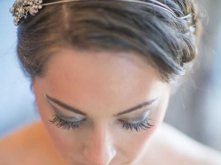 Tmx 1499901418197 Bride Looking Down Rockland wedding beauty