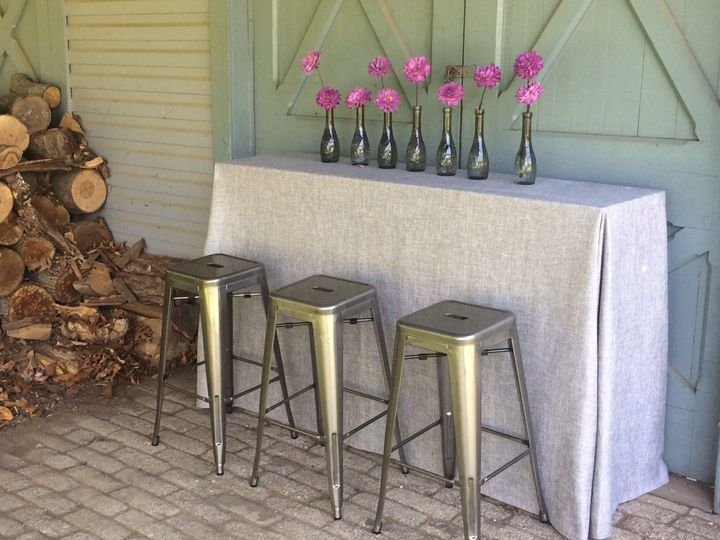 Tmx 1438271985272 Bistro Bar Stools.2 Teterboro, NJ wedding rental