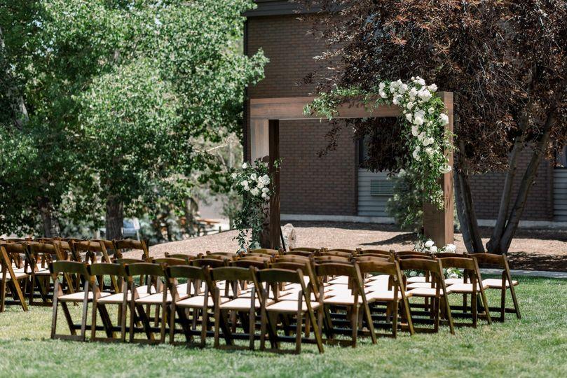 Chairs & Arbor Peaks Package