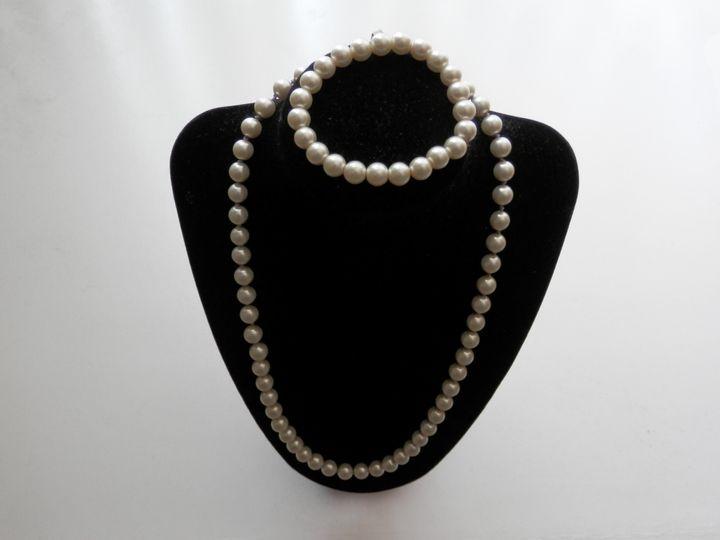 Tmx Knotted Pearl Necklace 51 1962435 158976554430938 Olathe, KS wedding jewelry