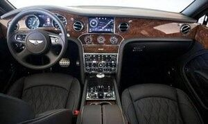 Inside Bentley