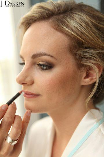 Makeup - J. Darren Photography