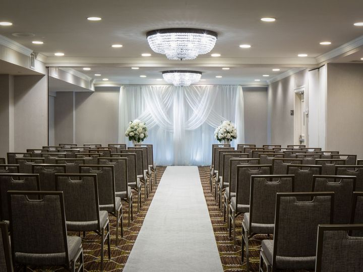 Tmx Crystal Ballroom Ceremony 51 354435 Fairfield, NJ wedding venue